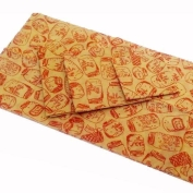 Paquete de envoltoriso mixto (1 de 35X30, 1 de 25X25, 1 de 20x20 y 1 de 15x15)