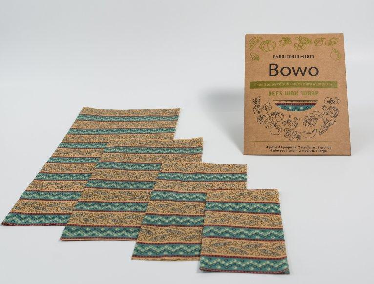 Paquete de envoltorio Mixto